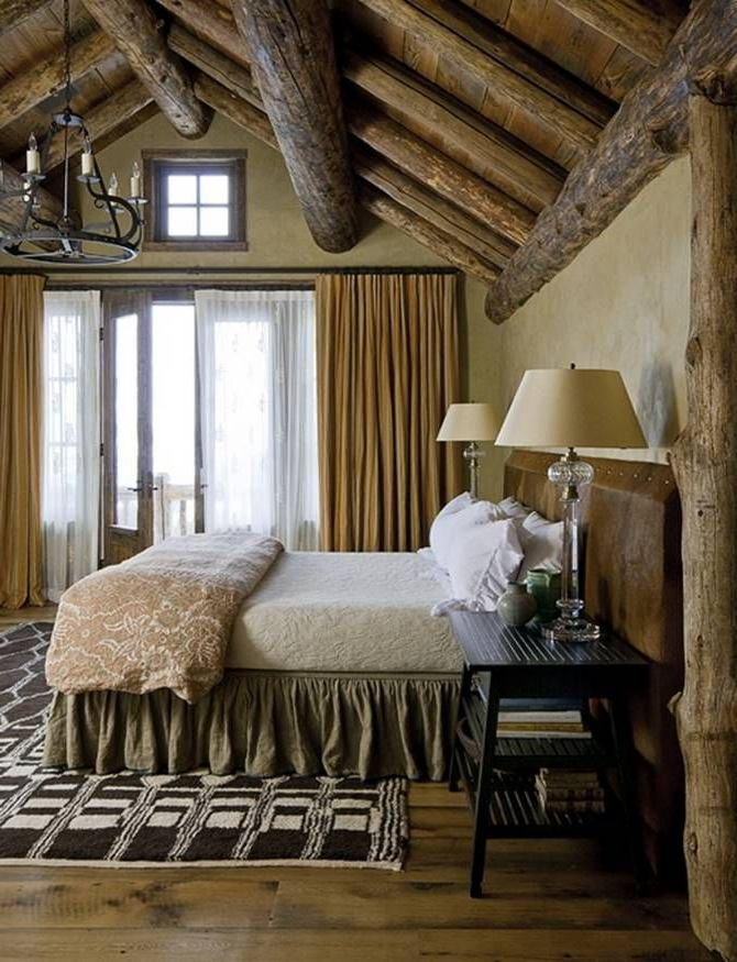 23 Cool Rustic Bedroom Design Ideas Interior God