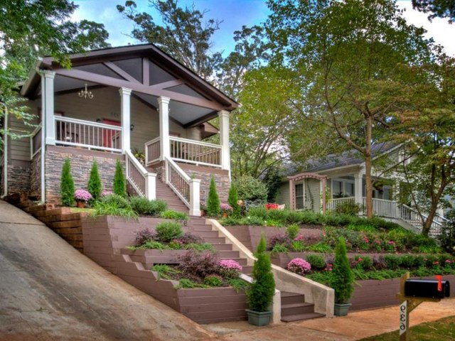 23 Pictures Of Beautifully Landscaped Front Yards Page 5