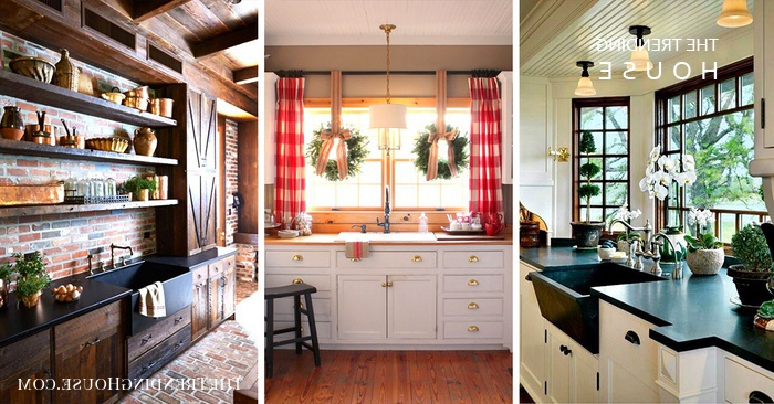 23 Rustic Country Kitchen Design Ideas To Jump Start Your