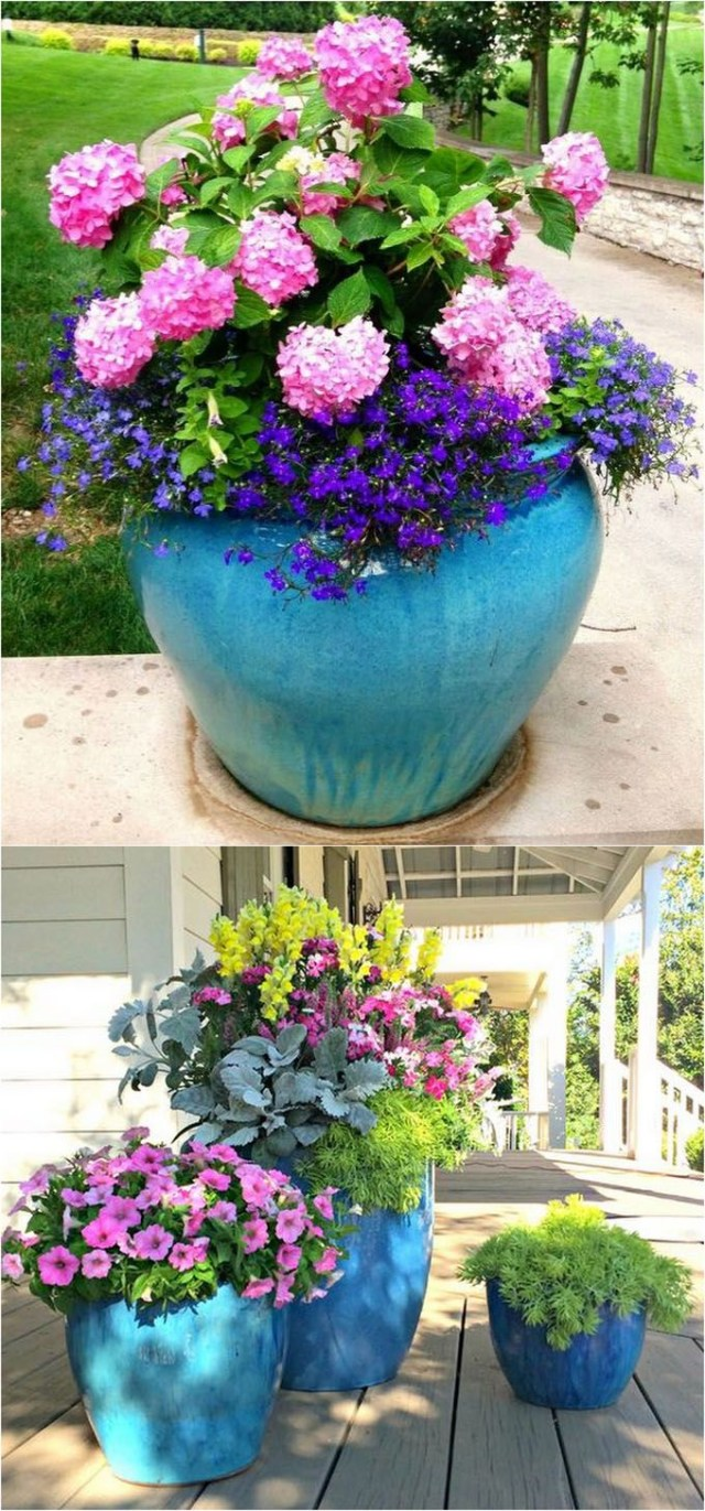 24 Stunning Container Garden Planting Ideas Planting