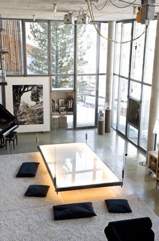 25 Amazing Diy Hanging Table Ideas Interior Design
