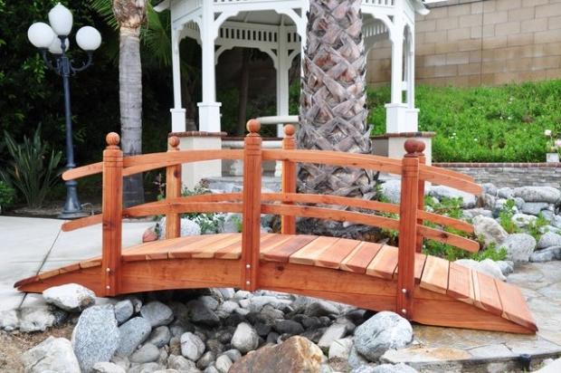 25 Amazing Garden Bridge Design Ideas That Will Make Your