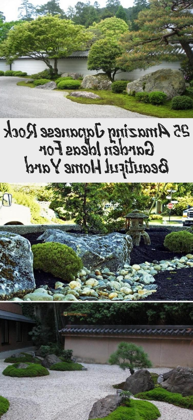 25 Amazing Japanese Rock Garden Ideas For Beautiful Home