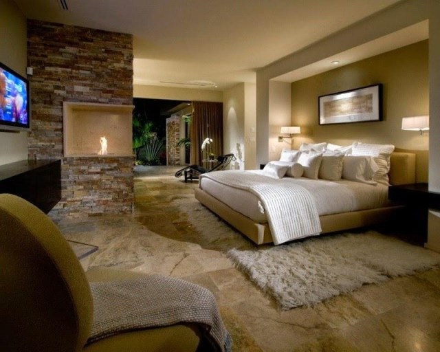 25 Beautiful Master Bedrooms