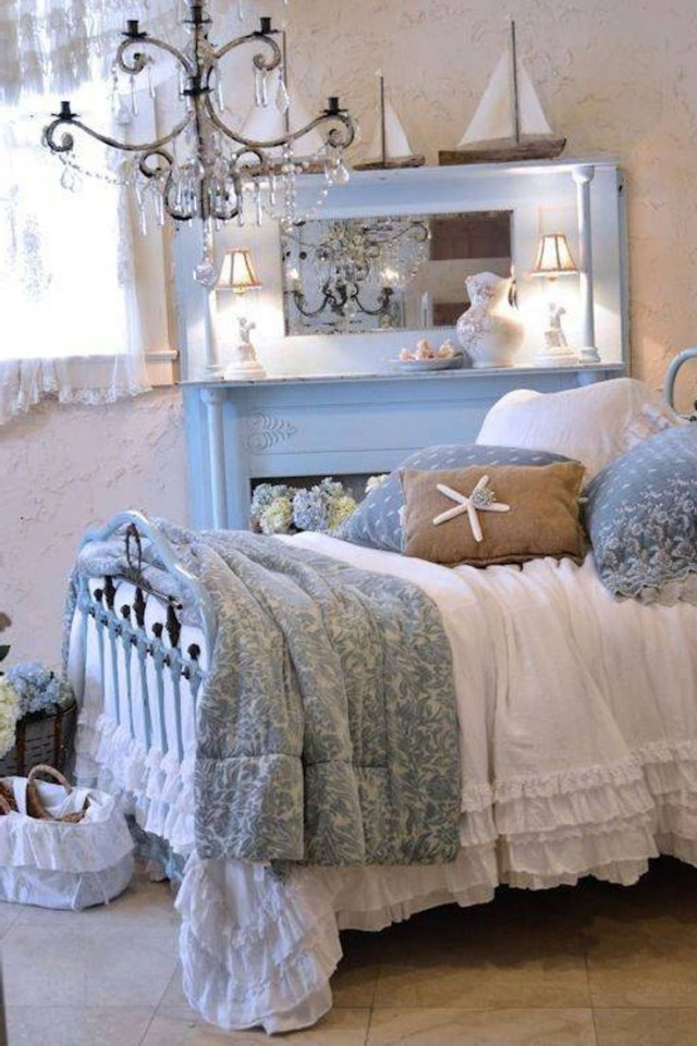 25 Cool Shab Chic Bedroom Design Ideas Interior God
