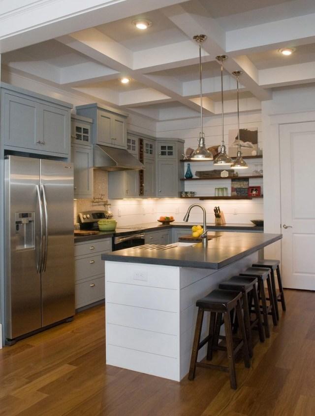 25 Impressive Kitchen Island With Sink Design Ideas