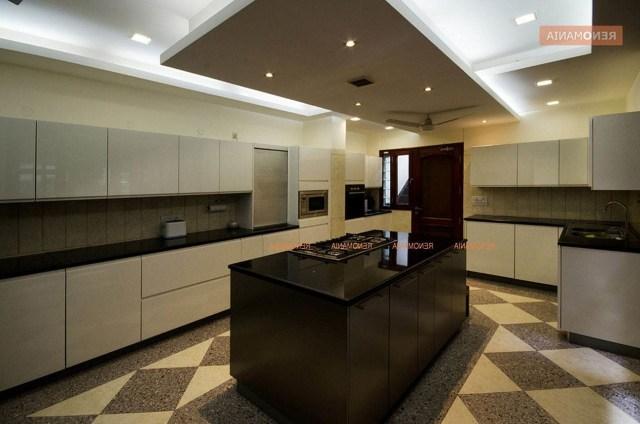 25 Modern Kitchen Ceiling Design For Amazing Kitchen