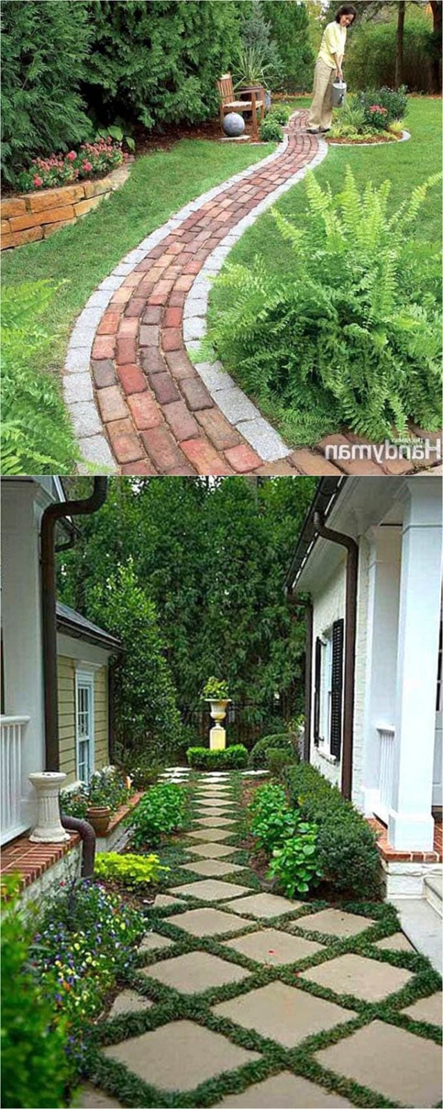 25 Most Beautiful Diy Garden Path Ideas Backyard