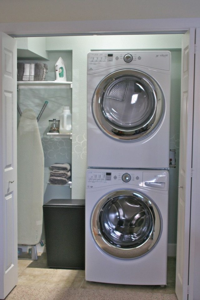 25 Small Laundry Room Ideas Laundry Room Storage