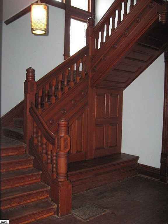 260 Best Victorian Staircases Images On Pinterest