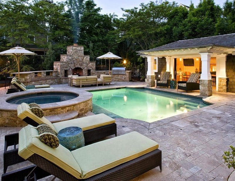 27 Beautiful Small Swimming Pool Ideas To Get Inspired