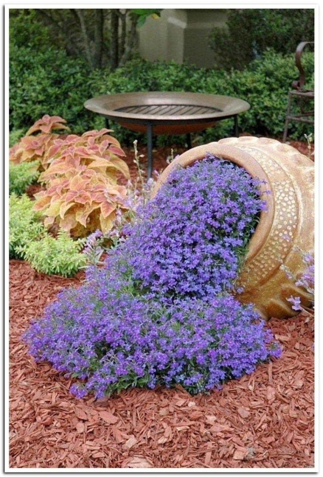 29 Beautiful Side And Back Yard Landscaping Ideas On A