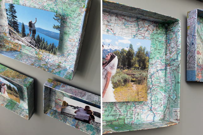3 Clever Ways To Turn Shoeboxes Into Wall Art Brit Co