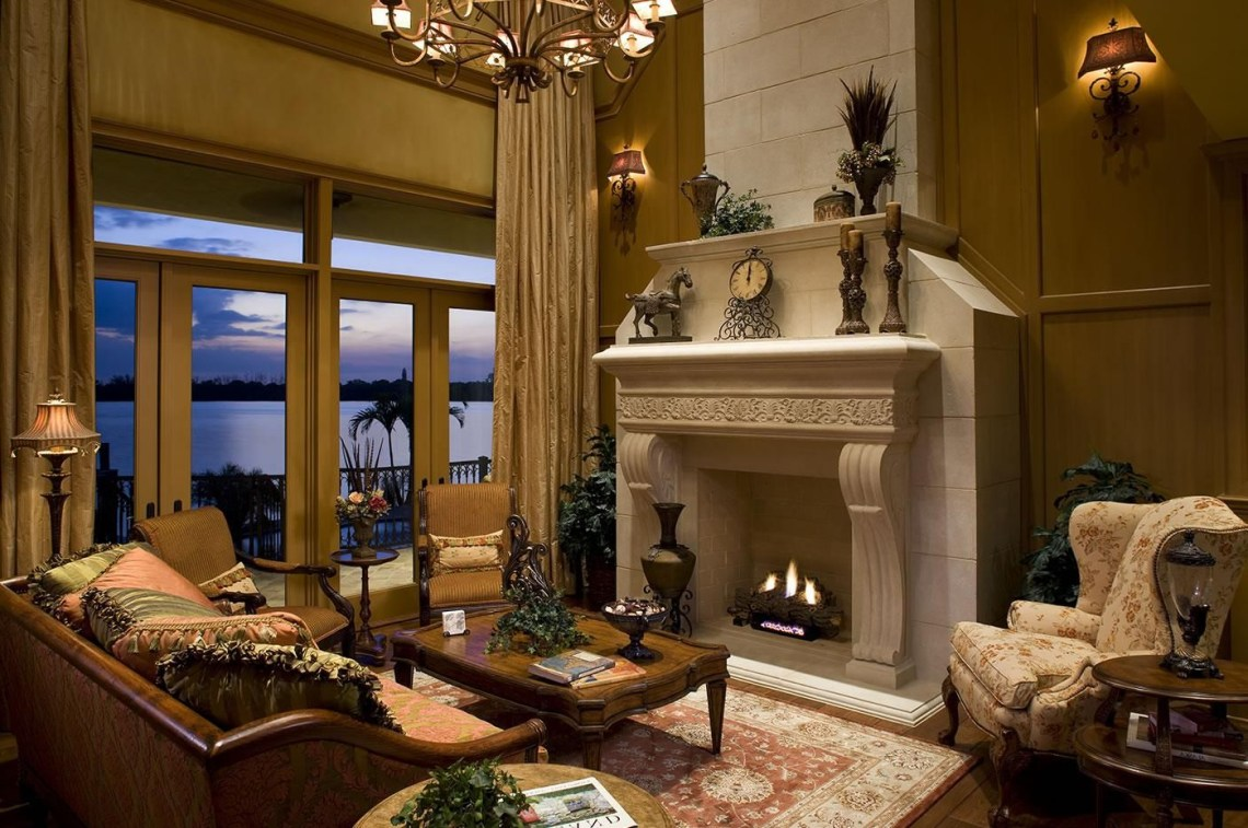 30 Amazing Mediterranean Living Design Mediterranean