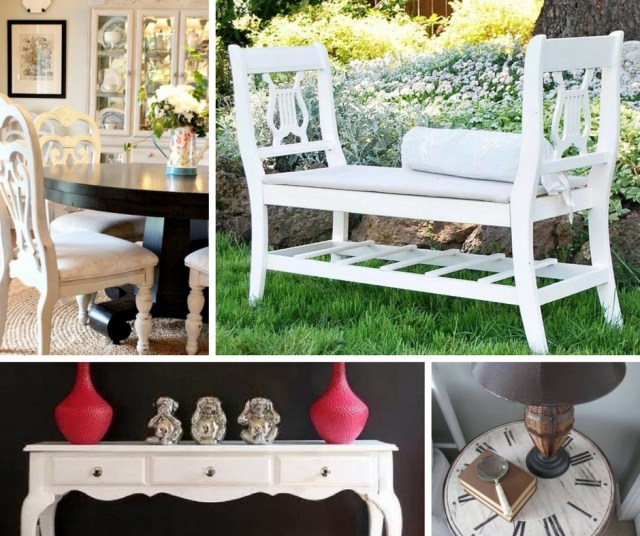 30 Awesome Diy Ideas To Give Life To Your Old Furniture