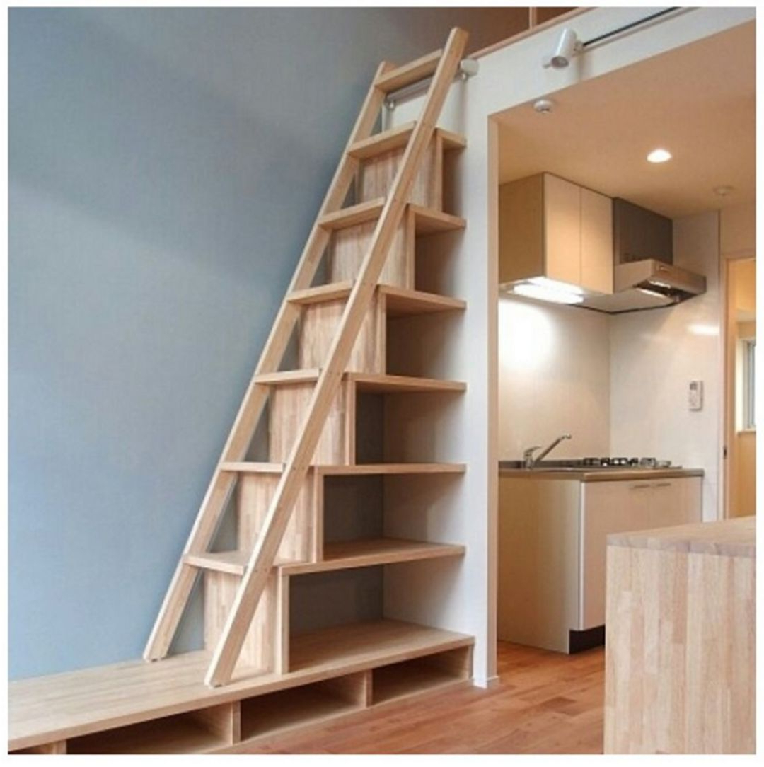 30 Awesome Loft Staircase Design Ideas You Have To See
