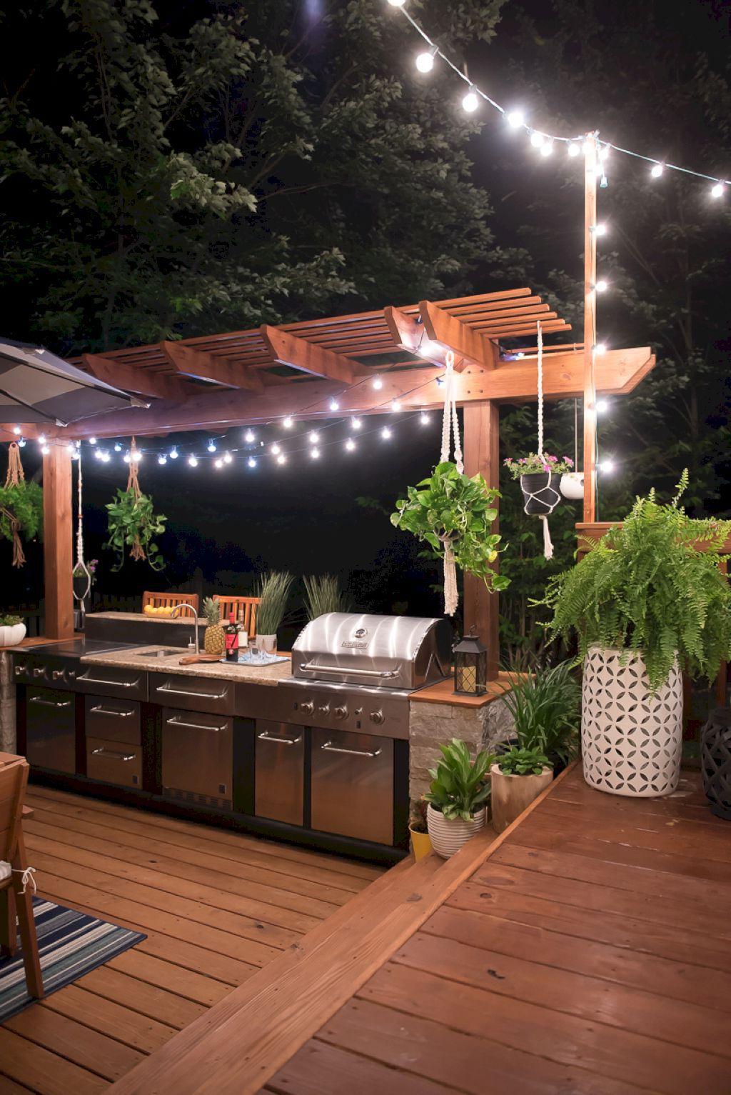 30 Best Outdoor Kitchen Design Ideas
