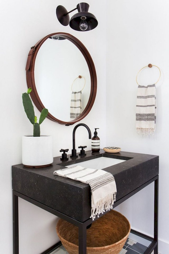 30 Best Skoolie Bathroom Ideas For You Who Want To Do Renovation Bathroom Vanity Designs Home