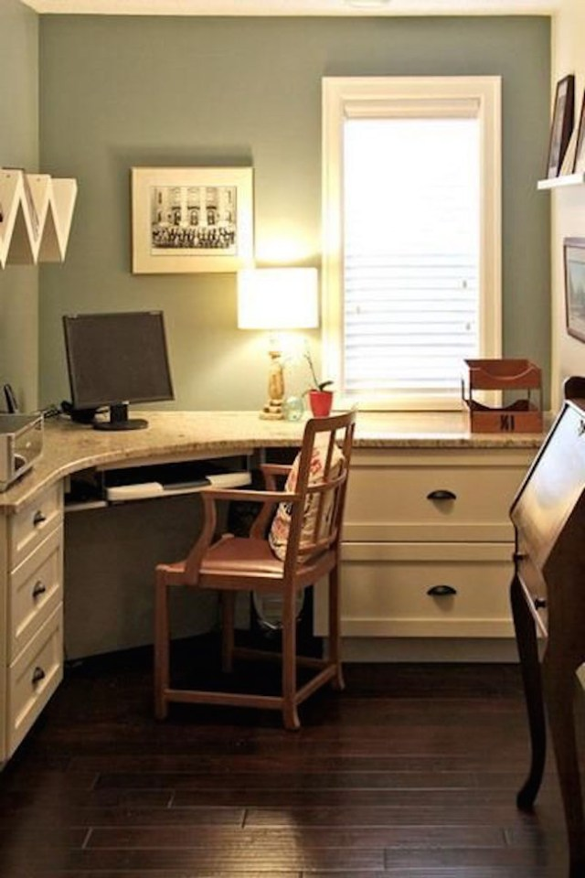 30 Cool And Stylish Small Home Office Ideas Interior God