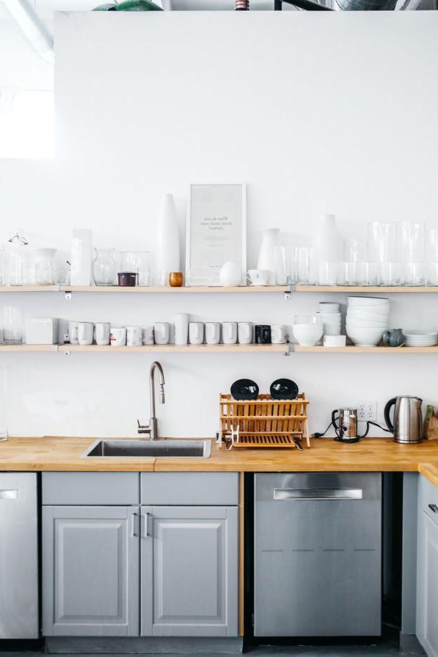 30 Examples Of Minimal Interior Design 13 Kitchen