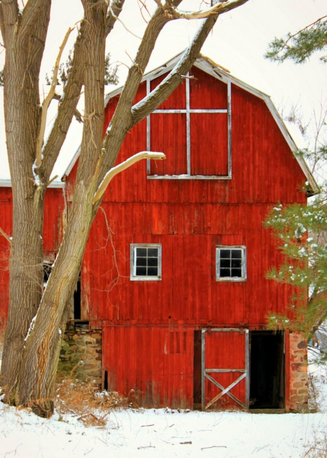 30 Fantastic Red Barn Building Ideas For Inspire You Red