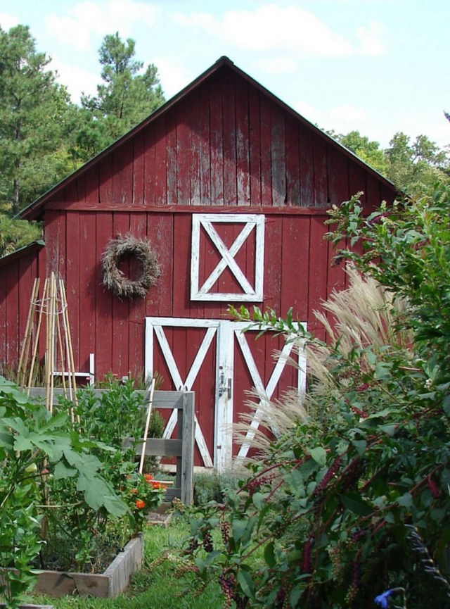 30 Fantastic Red Barn Building Ideas For Inspire You