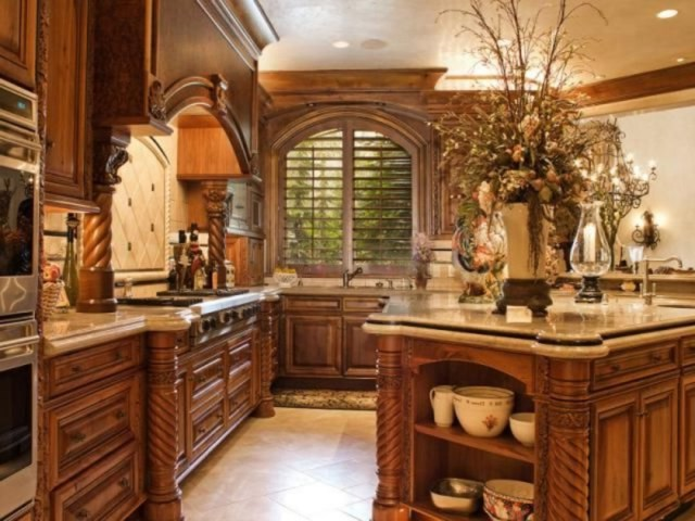 30 Gorgeous Tuscan Kitchen Design Ideas You Must Know