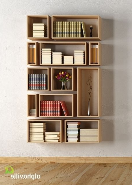 30 Incredible Bookshelves Youll Want In Your Home In 2020