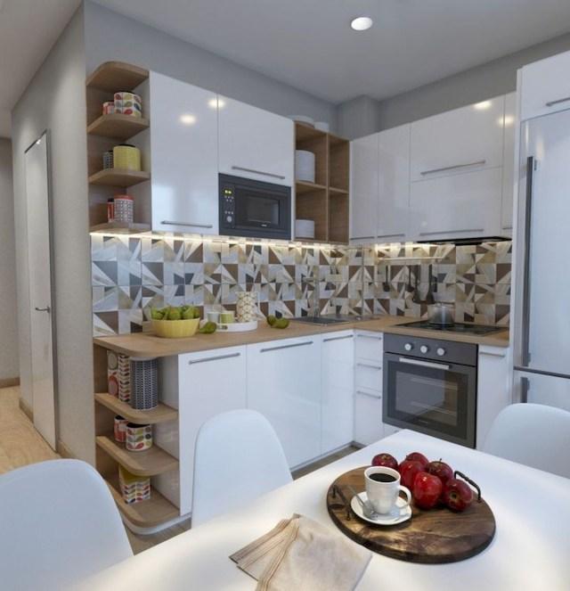 30 Minimalist But Luxurious Kitchen Design Kitchen