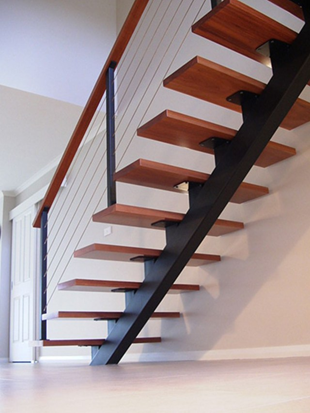 30 New Modern Staircase Ideas For Wonderful Home With