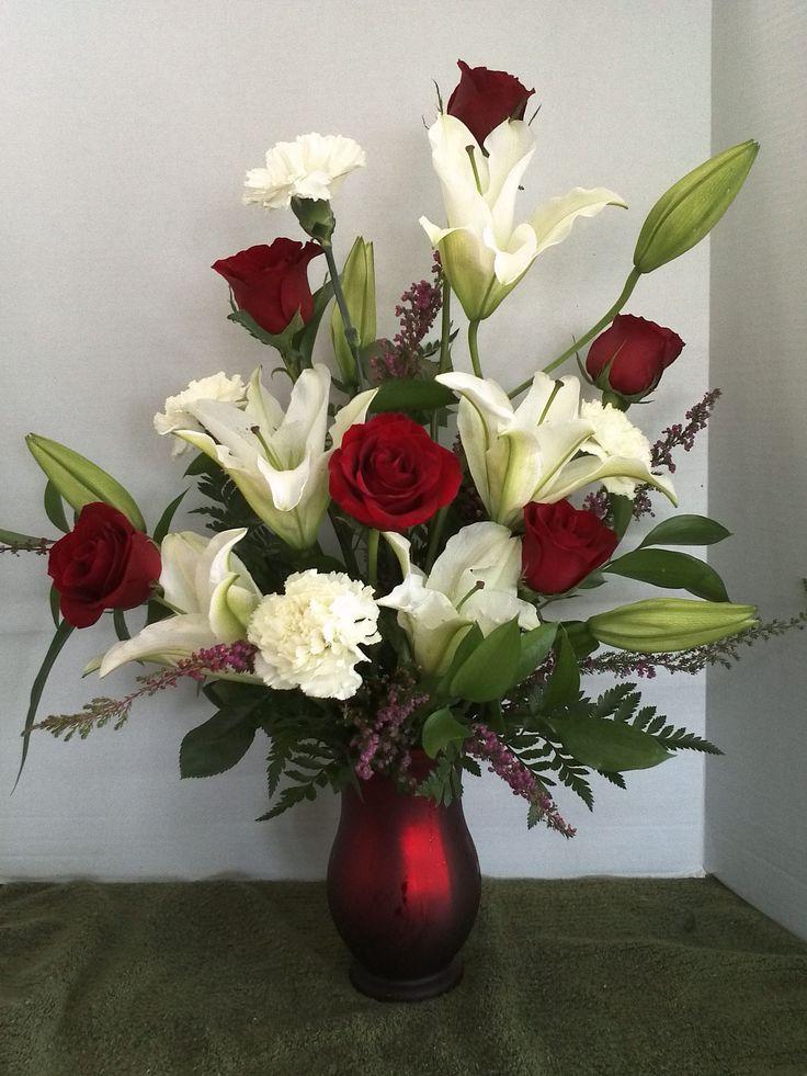 301 Best Valentines Floral Arrangements Images On