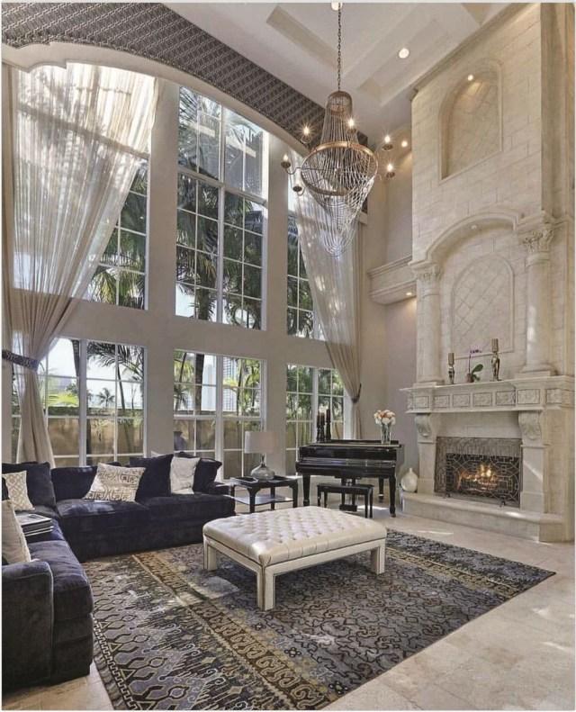 30comfortable Exterior And Interior Dream House Decor