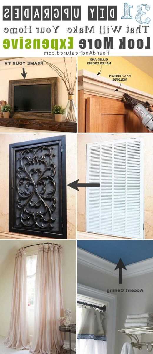 31 Cheap Easy Upgrades That Will Make Your Home Look