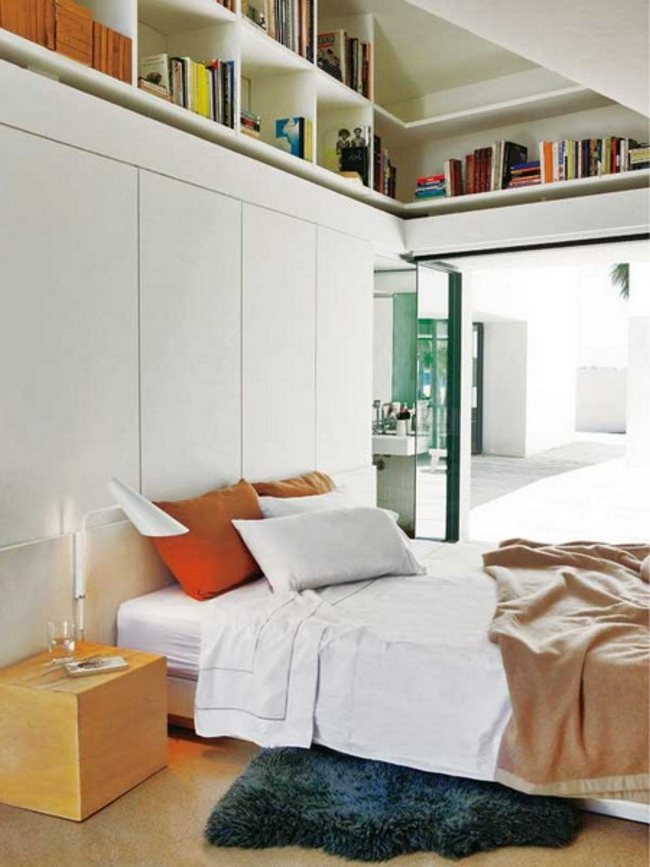 31 Simple But Smart Bedroom Storage Ideas Interior God