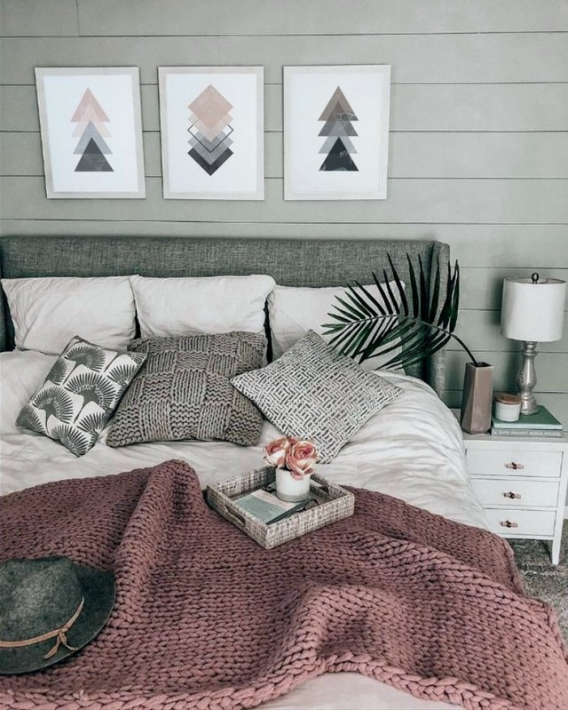 34 Epic Navy Blue Bedroom Design Ideas To Inspire You