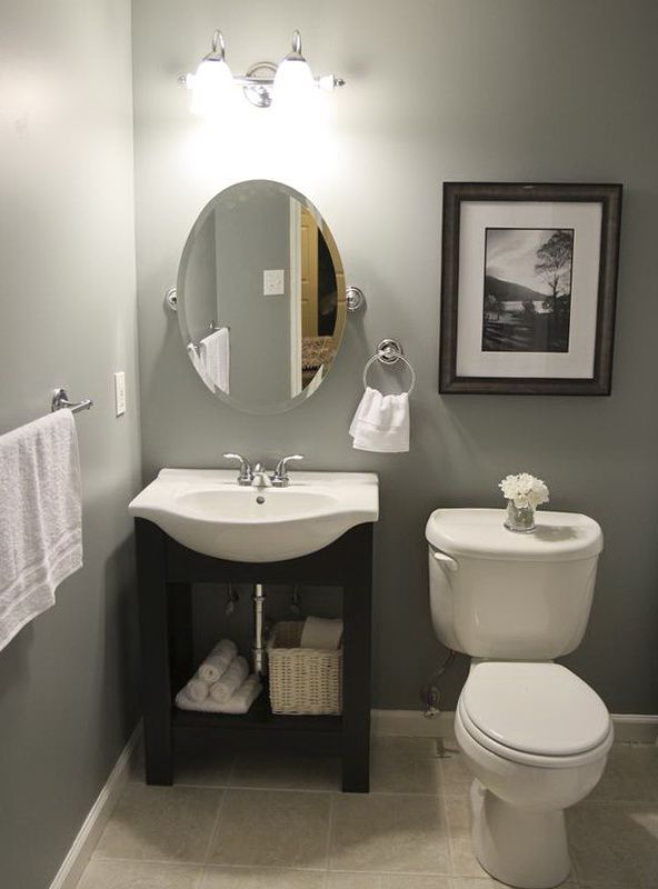 34 Really Unique Ideas For Your Half Bathroom That Will