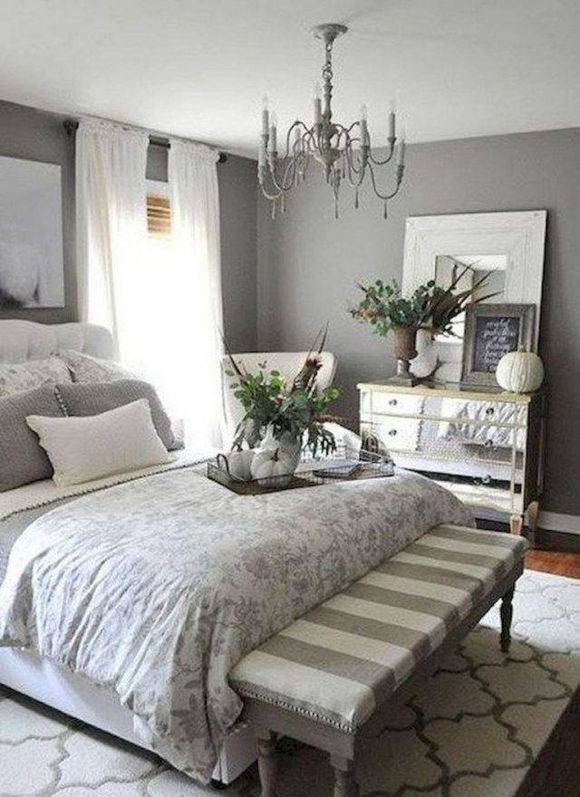 35 Amazing Modern Farmhouse Style Ideas For Your Bedroom