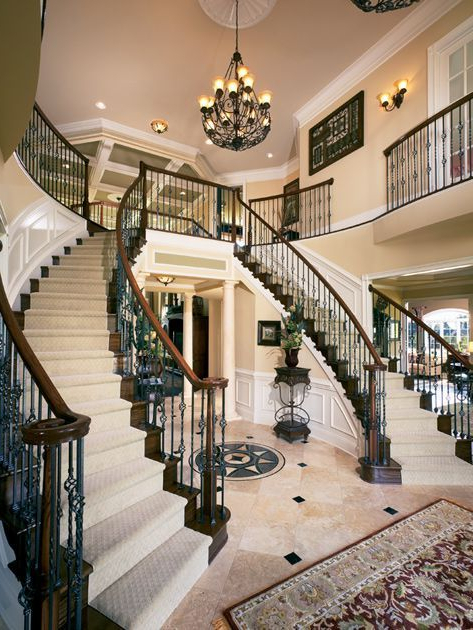 35 Amazing Staircase Ideas Staircase Design Double