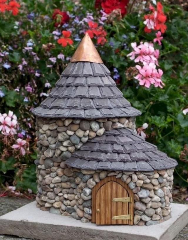 35 Beautiful Fairy Garden Ideas That Easy To Make It