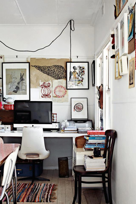 35 Beautiful Home Office Architects