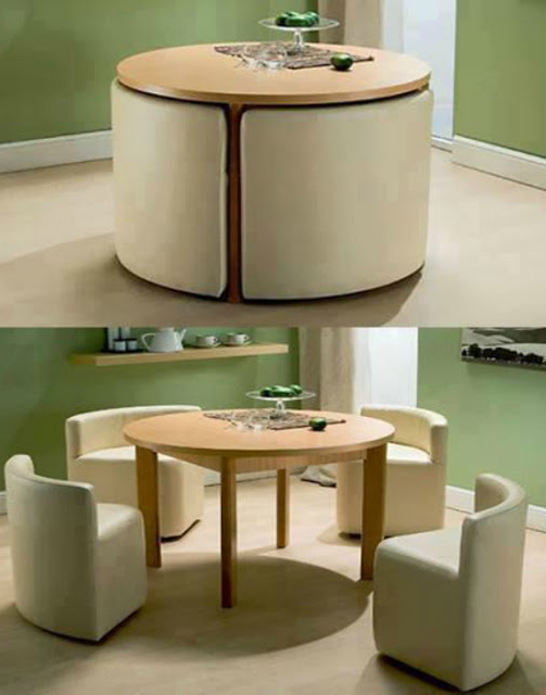 35 Creative Multifunctional Furniture Space Saving Ideas