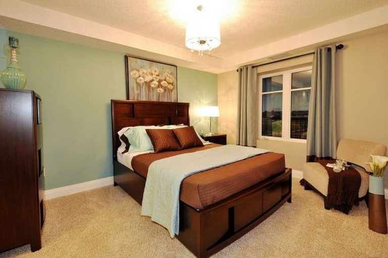 35 Gorgeous Bedroom Ideas Master For Couples Rustic Color