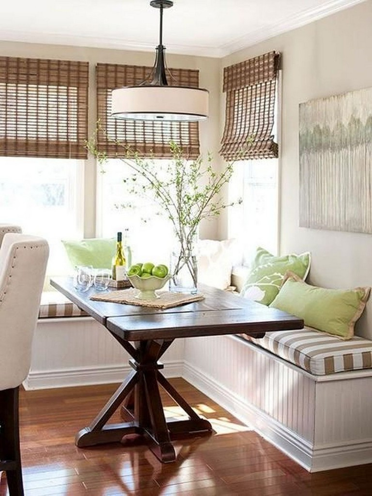 35 Incredible Small Kitchen And Dining Room Design Ideas