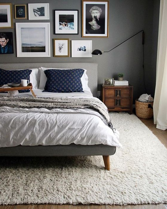 35 Masculine Bedroom Furniture Ideas That Inspire Digsdigs