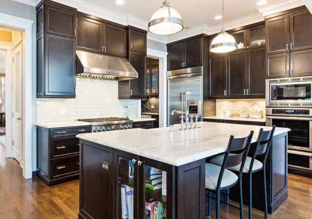 37 L Shaped Kitchen Designs Layouts Pictures Dark