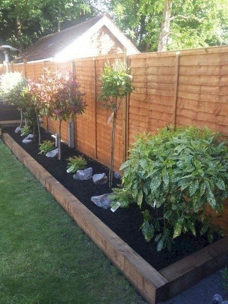 38 Marvelous Backyard Fences Design Perfect For Your