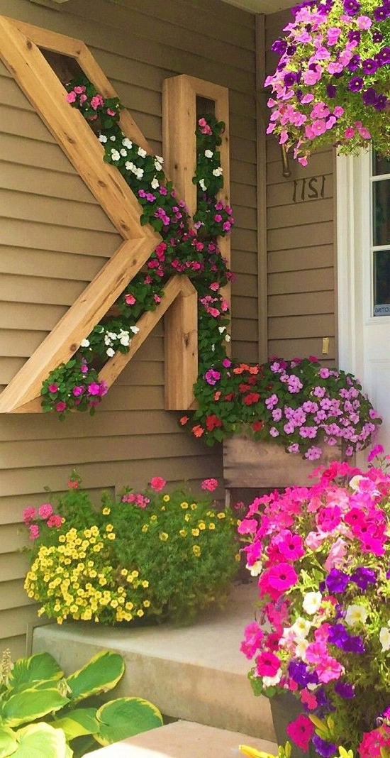 39 Impressive Diy Porch Planter Ideas To Increase The Curb