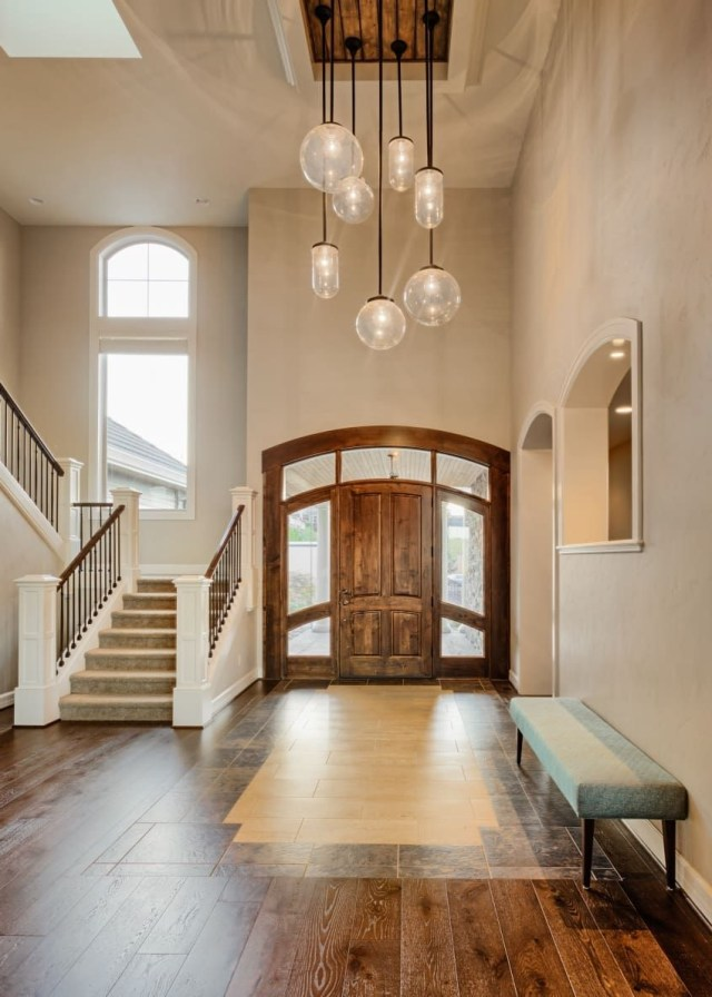 40 Fantastic Foyer Entryways In Luxury Houses Images
