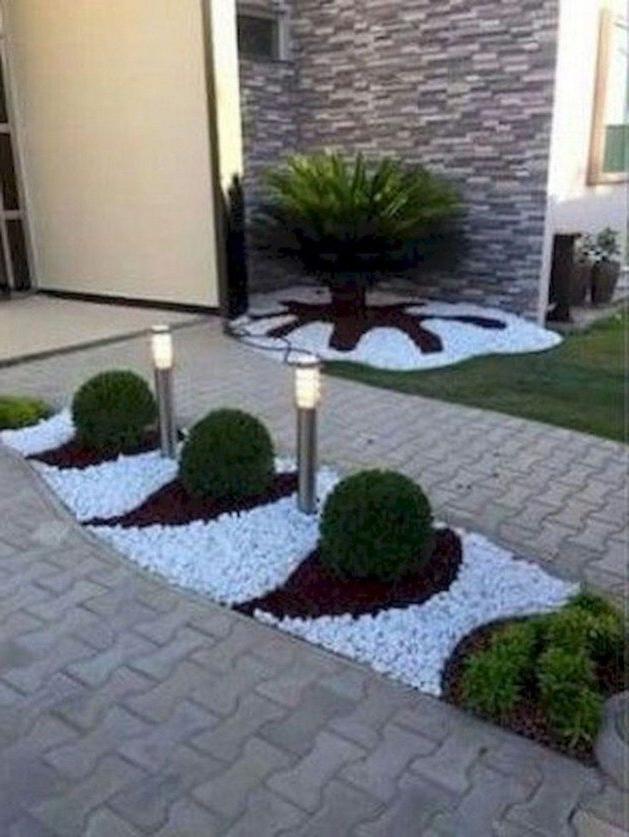 40 Magical Side Yard And Backyard Gravel Garden Design