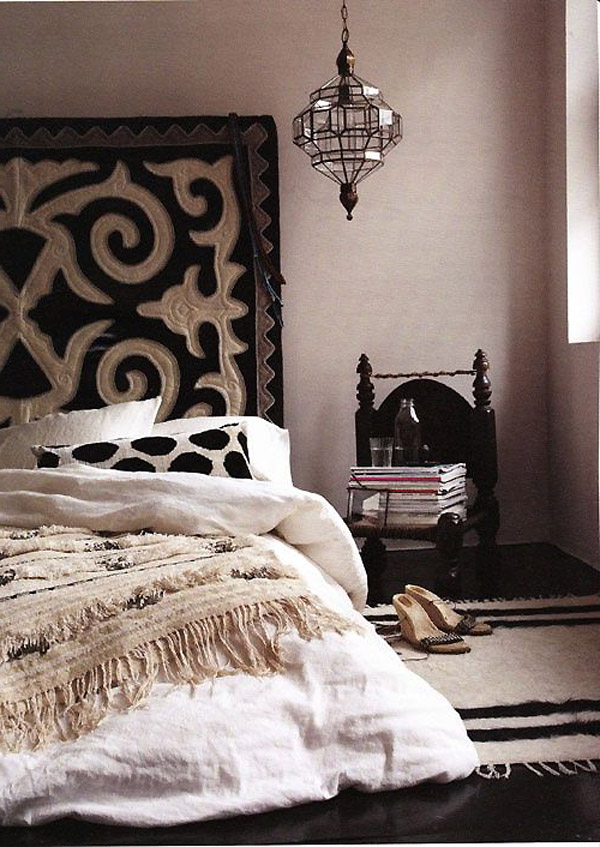 40 Relaxing Moroccan Bedroom Designs Interior God